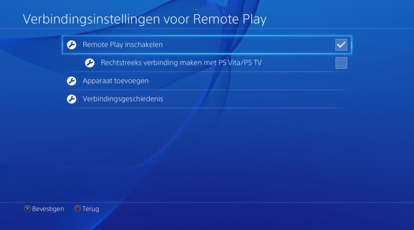 PS4 RemotePlay 4