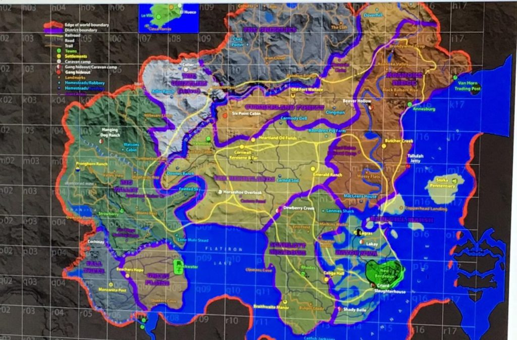 RDR2map