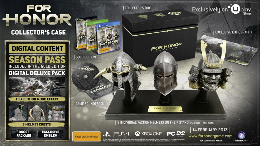 For Honor CE