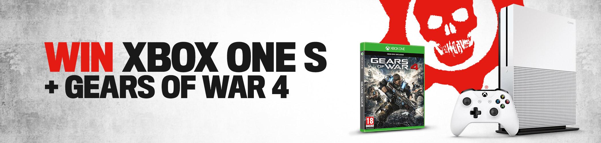 Billboard wedstrijd XBox One – Gears of War