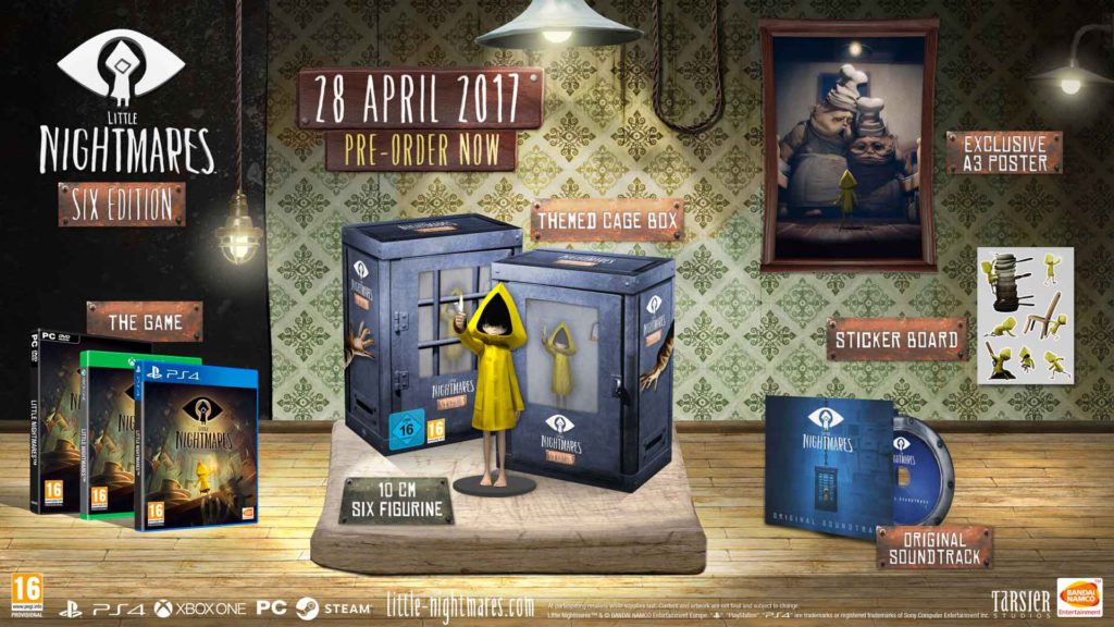 Little Nightmares CE