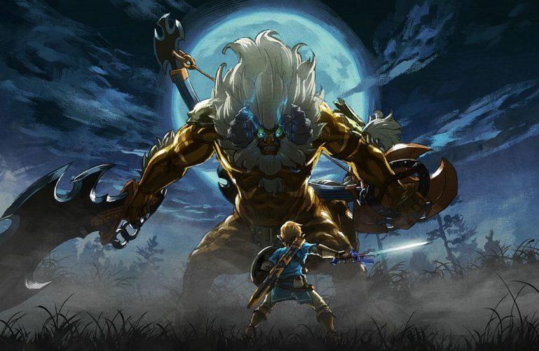 Zelda The Master Trials