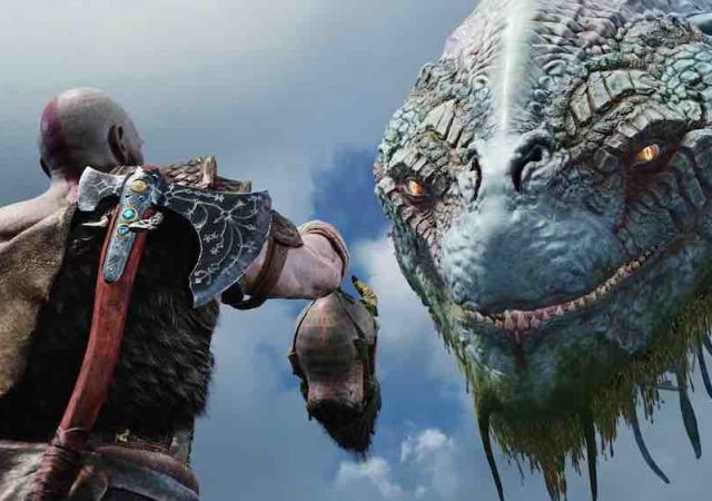 God of War Releasedatum PS4