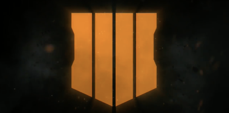 Call of Duty Black Ops 4 Logo en onthulling
