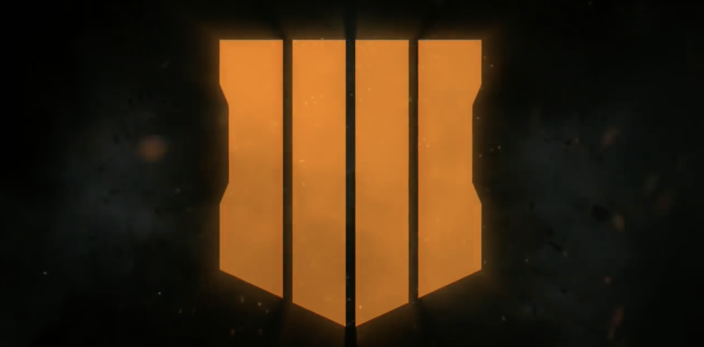 Call of Duty Black Ops 4 Logo en onthulling