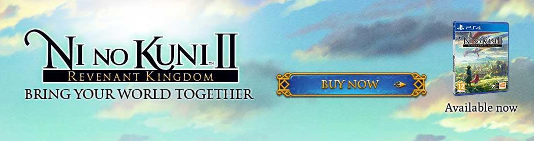 Ni No Kuni II -23 maart – Billboard