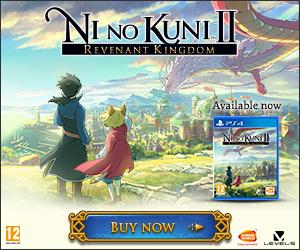 Ni No Kuni II -23 maart – IMU