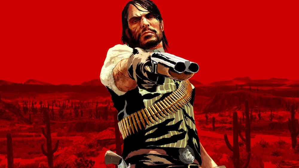 Red Dead Redemption Xbox One X Enhanced