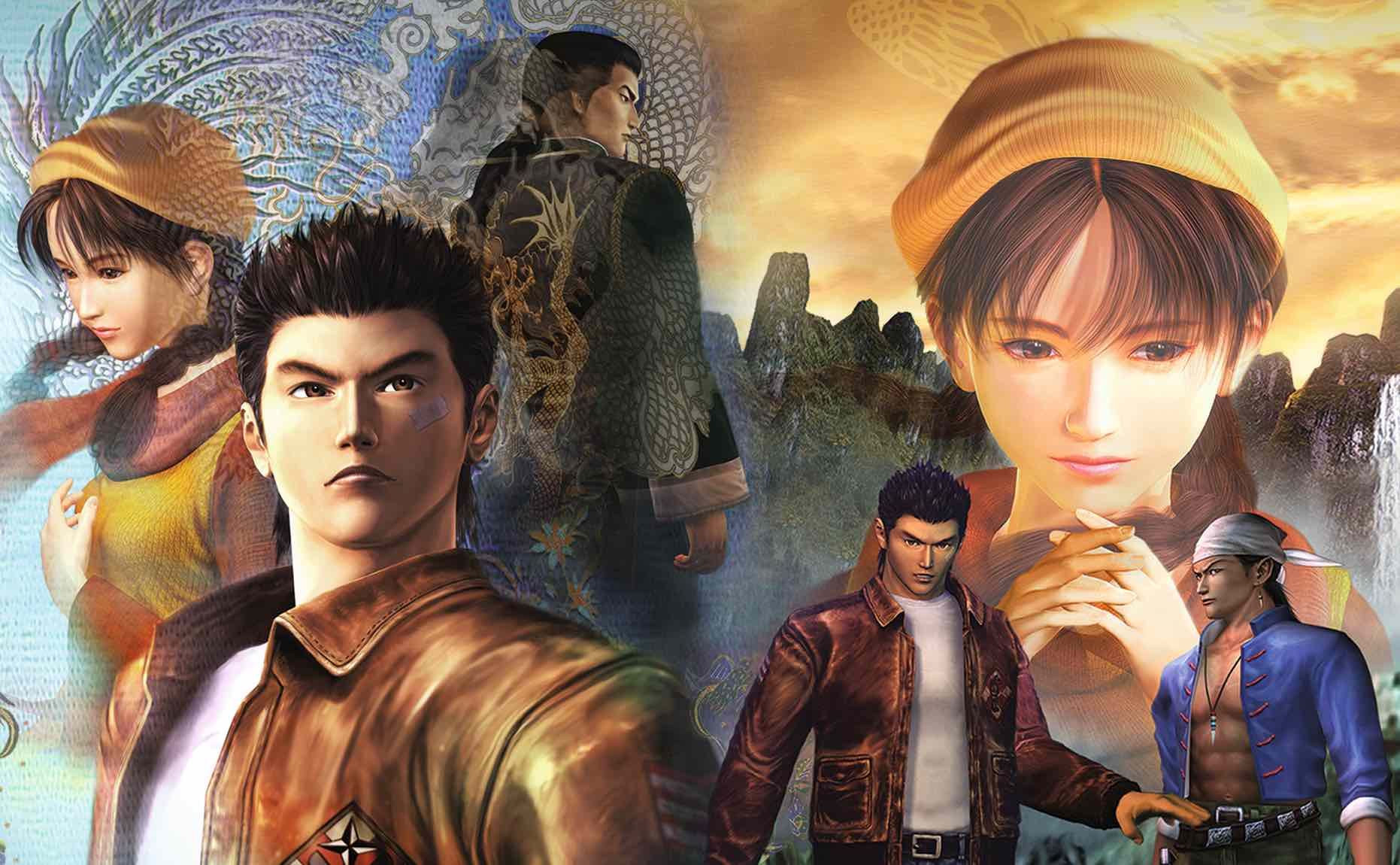 Shenmue 1 & 2 remaster