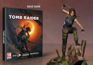 Shadow of the Tomb Raider CE