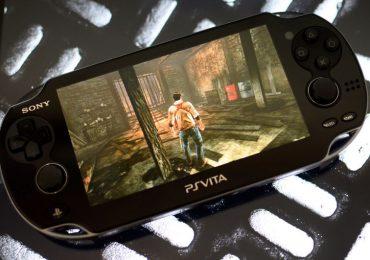 PS Vita Uncharted