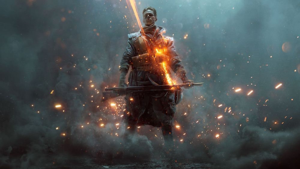 Battlefield 1 They Shall Not Pass Gratis uitbreiding
