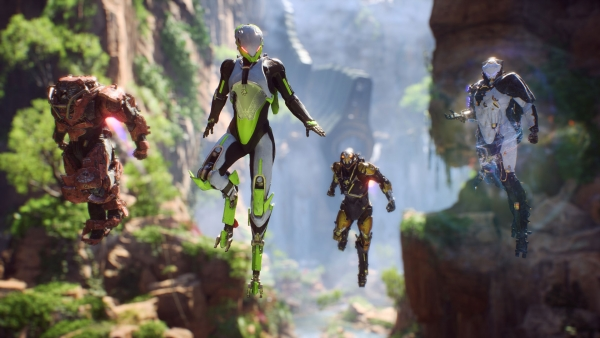 Anthem endgame