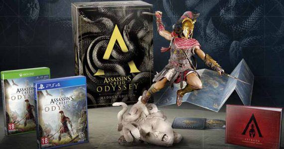 Assassin's Creed Odyssey Collector's Editions