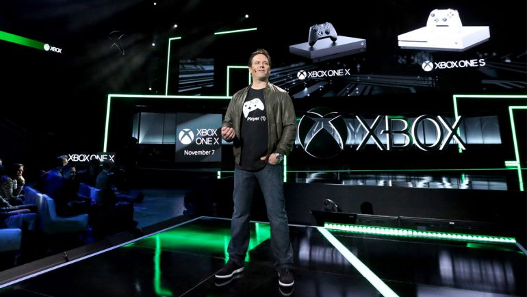 E3 Microsoft