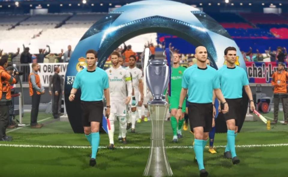 FIFA 19 gets UEFA