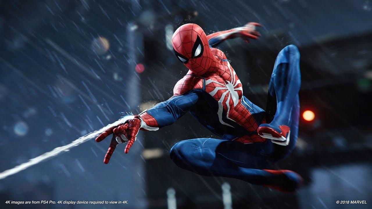 Spider-Man E3