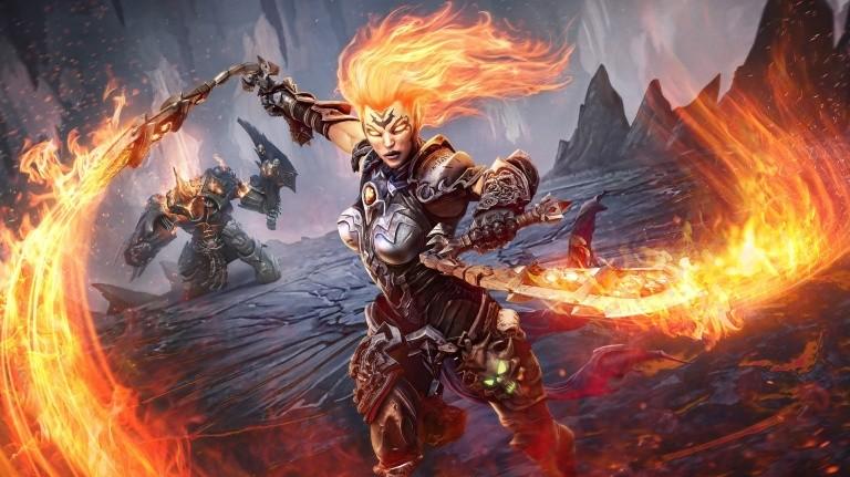 Darksiderd 3 fury flame