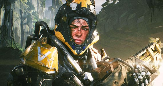 Anthem gameplay freelancer suit