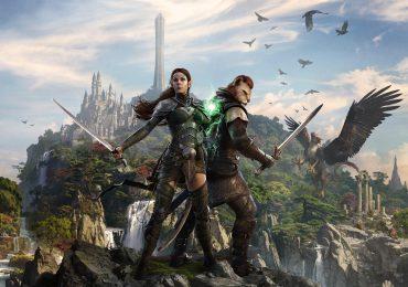 The Elder Scrolls Online: Summerset standing sword magic