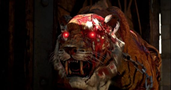 Call of Duty Black Ops 4 zombies tiger