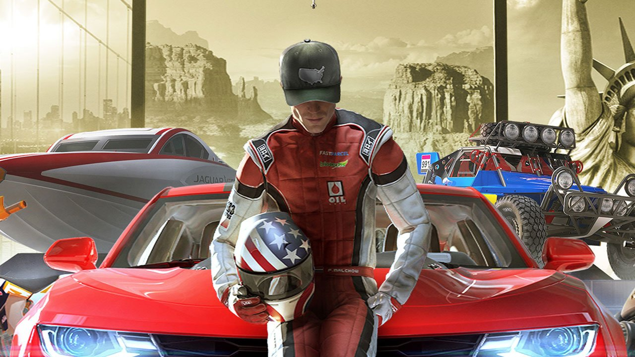 the crew 2 key art