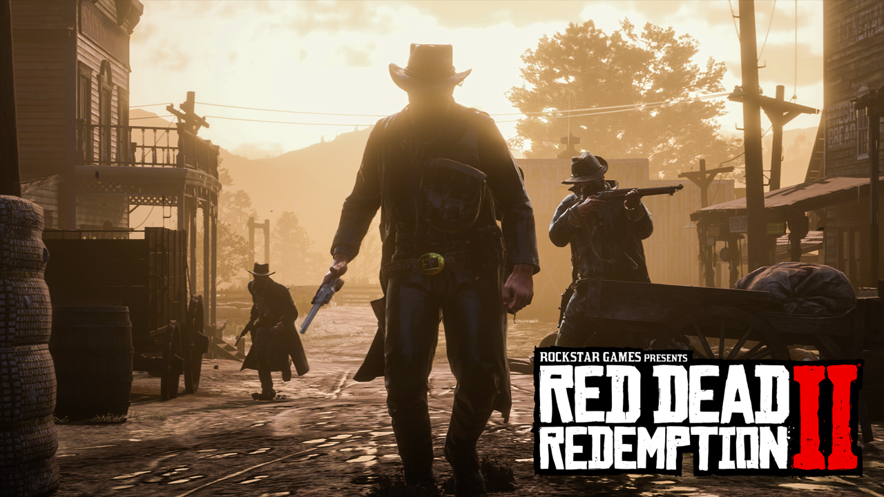 Red Dead Redemption 2 gameplay cowboy