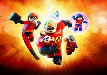 LEGO The Incredibles cover keyart family