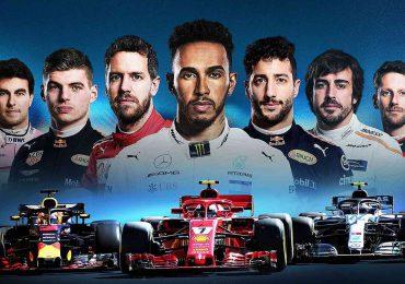 F1 2018 review hamilton