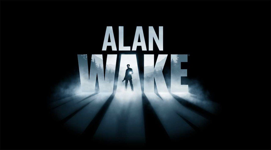 alan wake tv serie logo