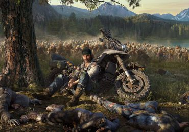 Days Gone bike sitting zombies