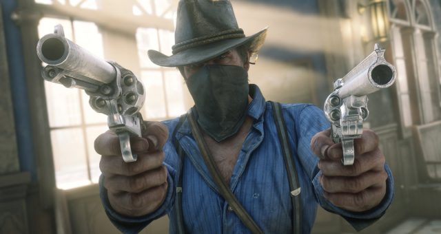 Digital Foundry Red Dead