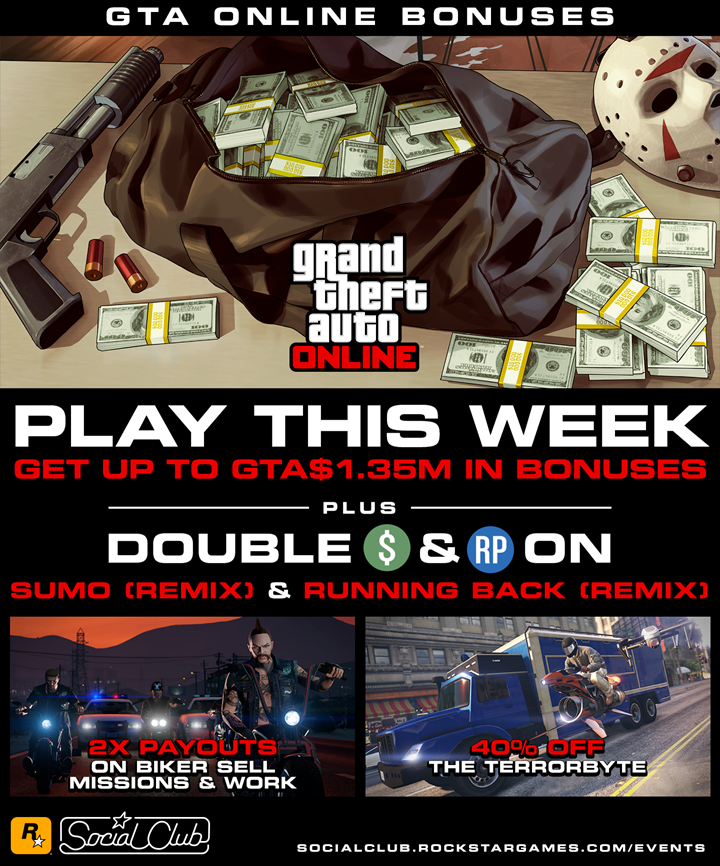 GTA Online free money