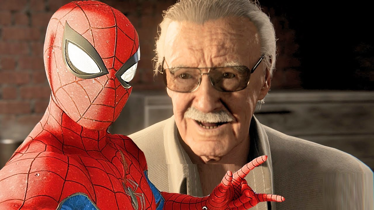 stan lee spider-man