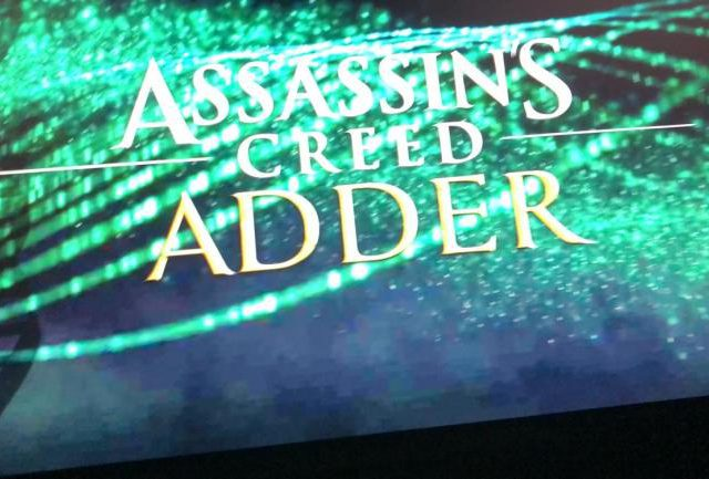 Assassin's Creed Adder