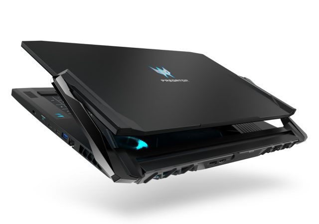 gaming laptop acer predator triton 900
