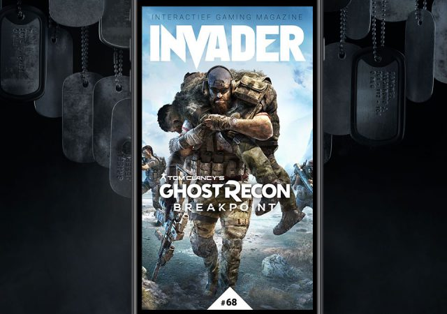 Ghost Recon Breakpoint cover magazine