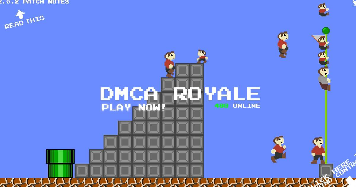 DMCA Royale
