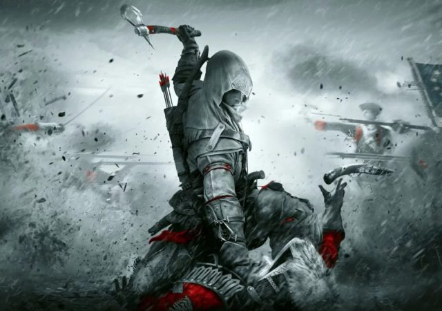 assassin's creed 3 keyart