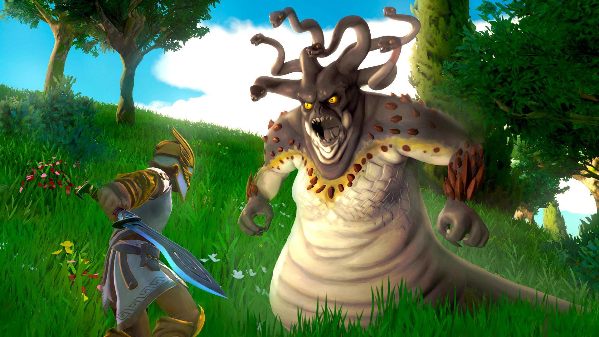gods monsters hydra