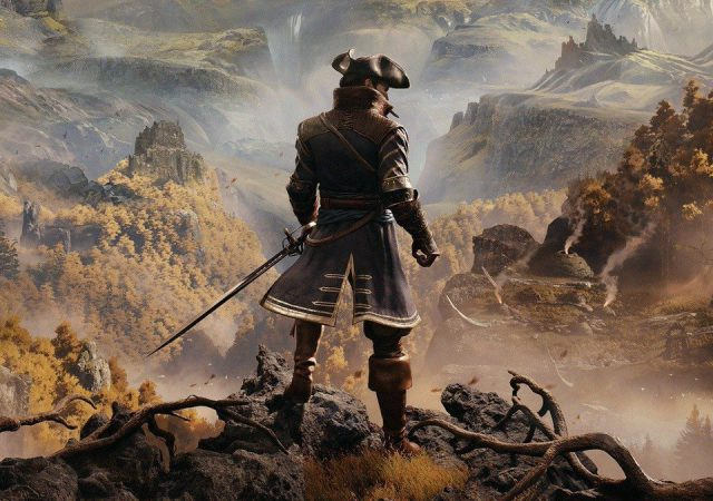 greedfall RPG