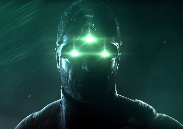 Splinter Cell VR goggles