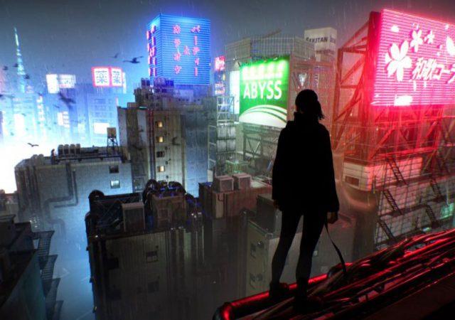 GhostWire Tokyo scifiorama