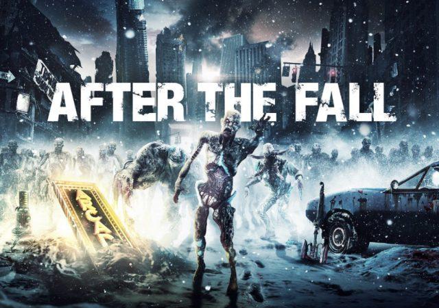 After the fall keyart