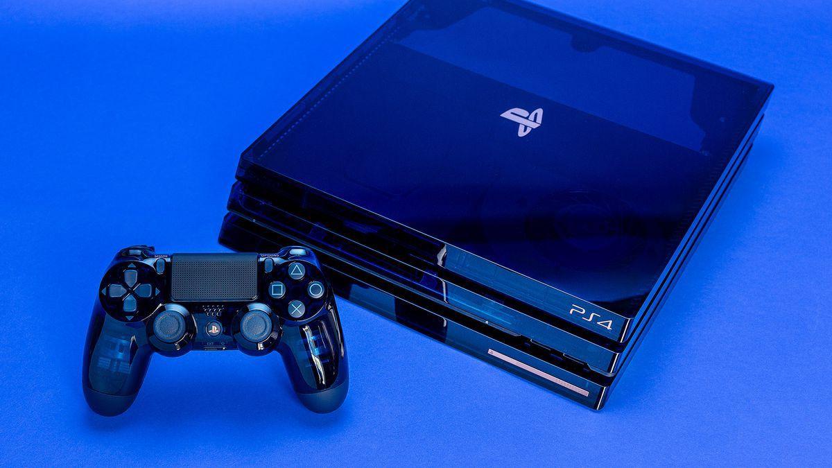 PS4 500 million console