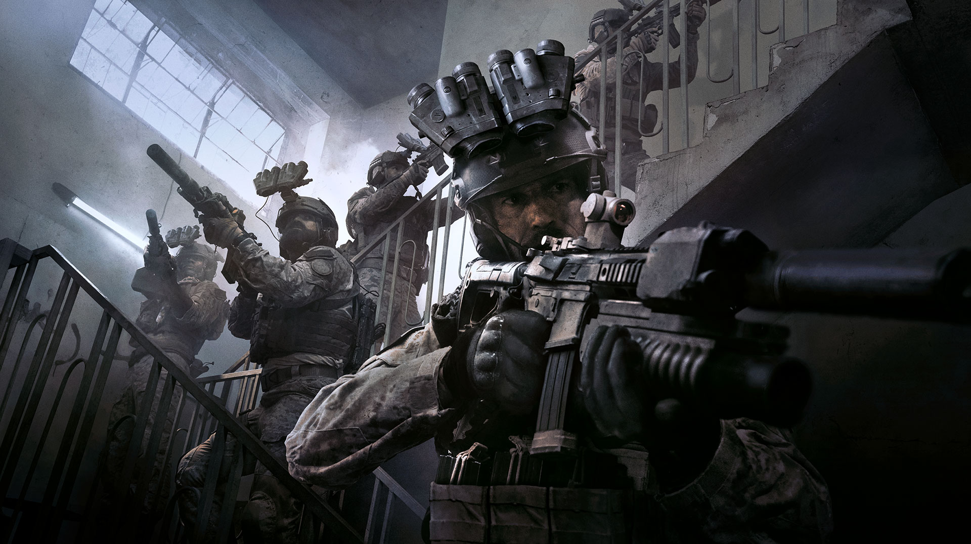 Call of duty multiplayer nightvision