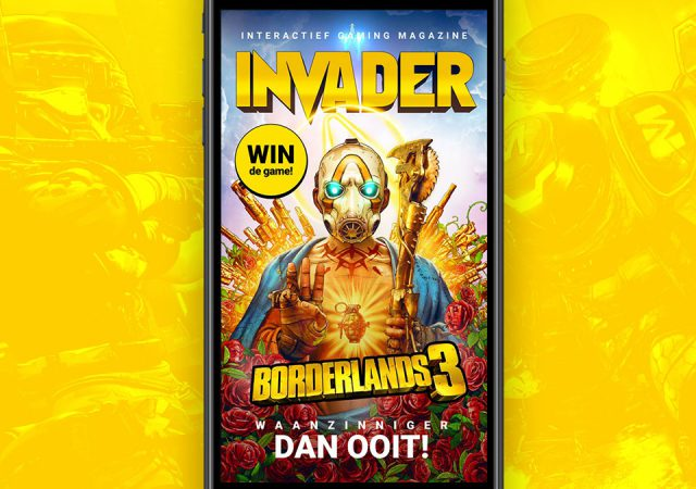 cover invader magazine borderlands 3