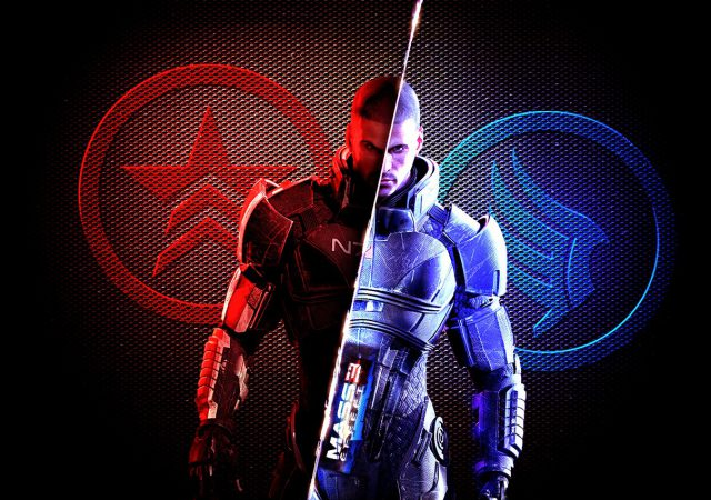 Mass Effect Renegade 2