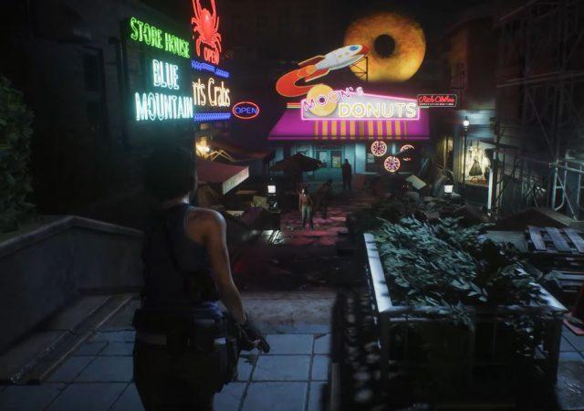 Resident Evil 3 Demo