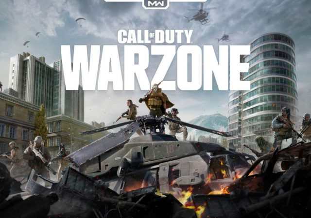 Warzone call of duty